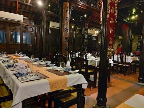 ベトナム高級夜ご飯