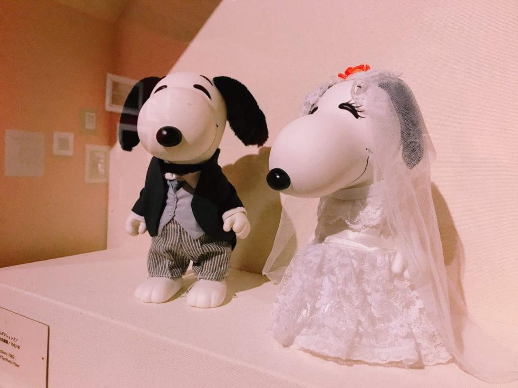スヌ-ピ-の結婚式