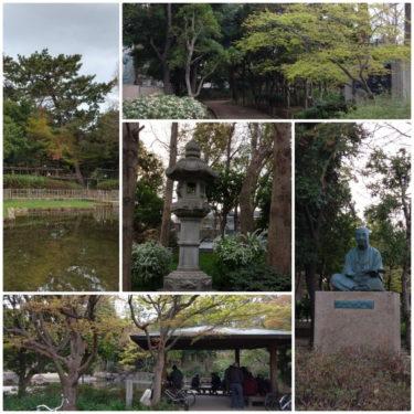 兵庫県尼崎市の近松公園
