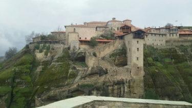 大メテオロン修道院