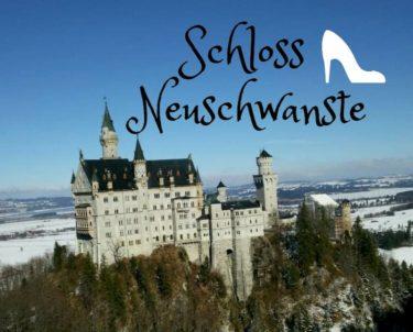 【ドイツ】噂通り・冬のノイシュバンシュタイン城はやっぱり綺麗かった。まさに別世界!