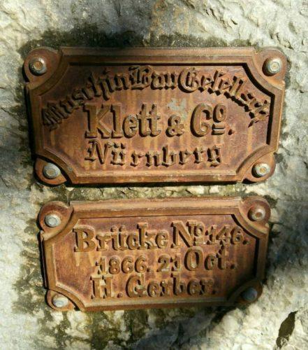 ノイシュヴァンシュタイン城のロゴ
