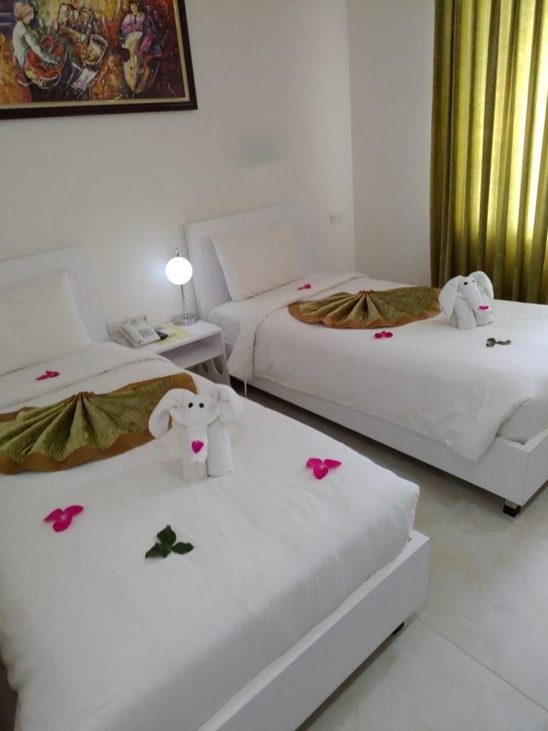 ベトナムフエのホテル