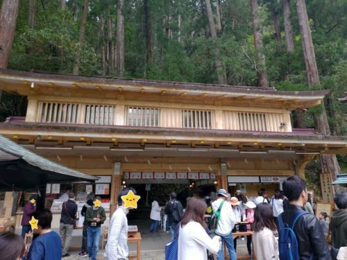 那智の滝の神社