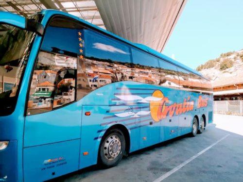 ドブロブニク-コトル-バス2