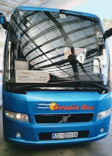 ドブロブニク-コトル-バス