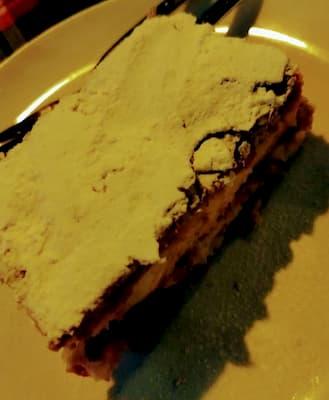スカラサンタのケーキ