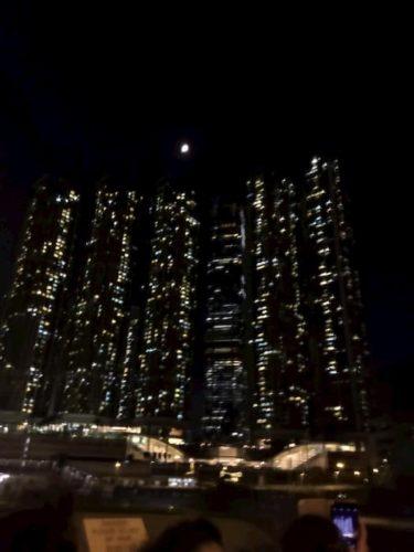 香港の2階建てバス3