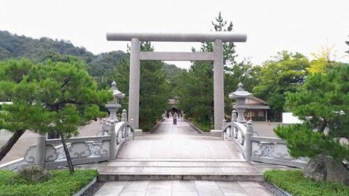 天橋立の神社