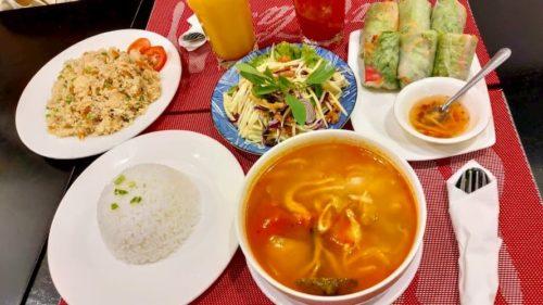 リリ-ポップの料理-トムヤンクン