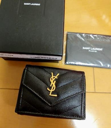 イブサンロ-ランの財布