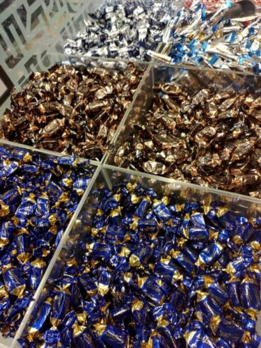 フィンランドのFAZERのチョコレート