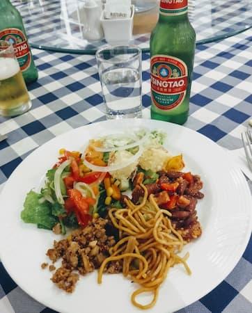 マカオのポルトガル料理