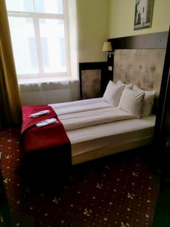 リックスウェル オ-ルド リガ パレス ホテルの部屋
