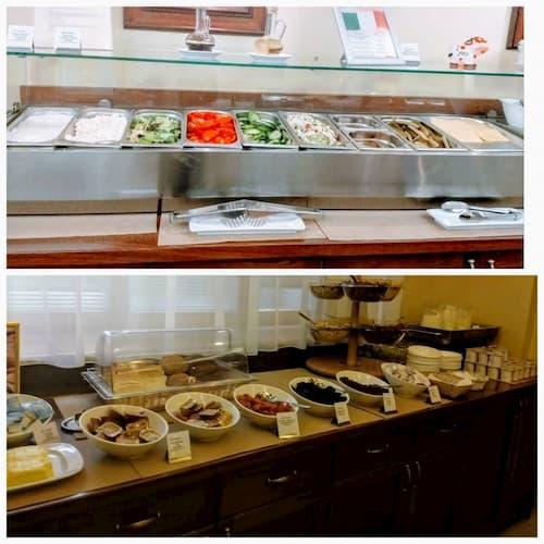 リックスウェル オ-ルド リガ パレス ホテルの朝ご飯