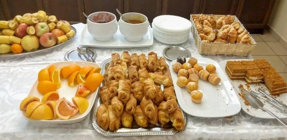 リックスウェル オ-ルド リガ パレス ホテルの朝食4