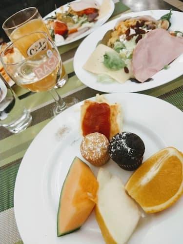 リックスウェル オ-ルド リガ パレス ホテルの朝食3
