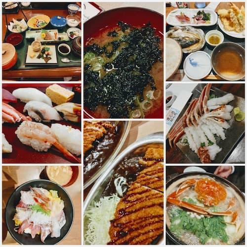 金沢旅行で食べたまとめ