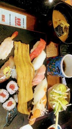 金沢のきときと寿司