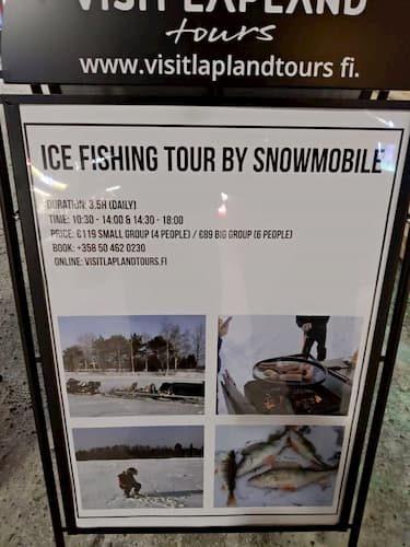 ラップランドのロヴァニエミの現地オプショナルツアー
