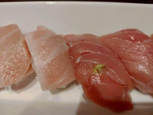 金沢まぐりがんちの寿司