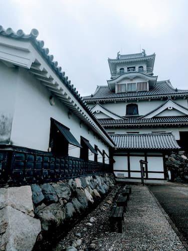 滋賀県長岡城
