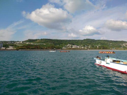 奥武島の観光