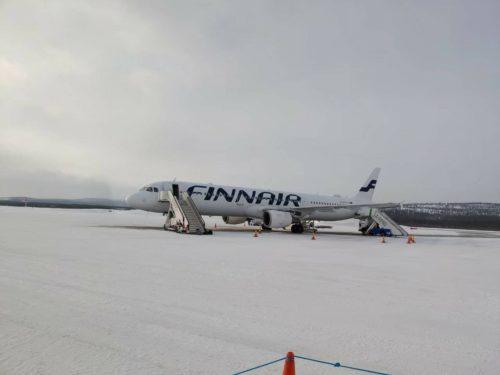 フィンランド飛行機