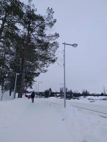 フィンランドのサ-リセルカ
