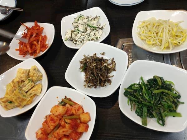 鶴橋の漢松のおまけ料理