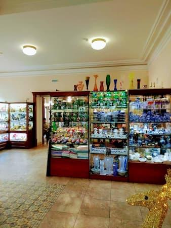 ウラジオストクのグム百貨店