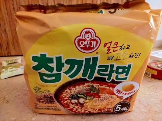 韓国のラ-メン