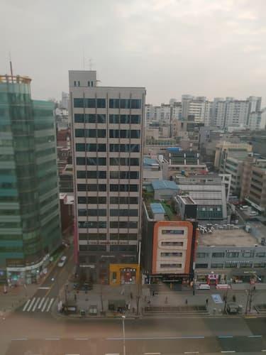 韓国カンナムド-ミンホテル