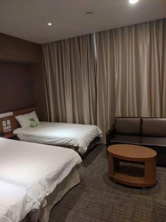 カンナムド-ミンホテル