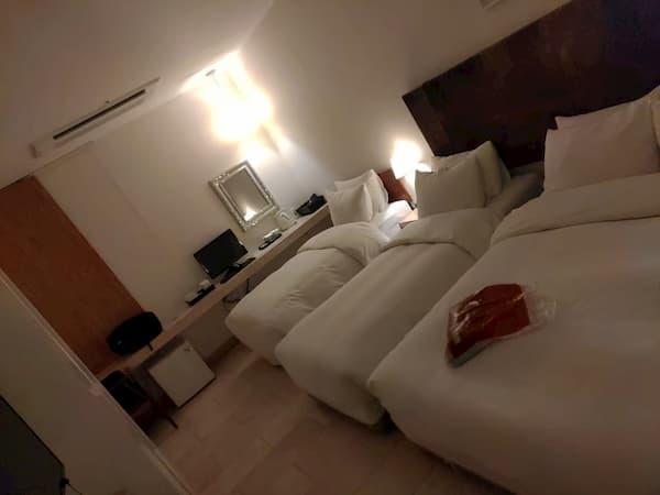 韓国弘大マリ-ゴ-ルドホテル