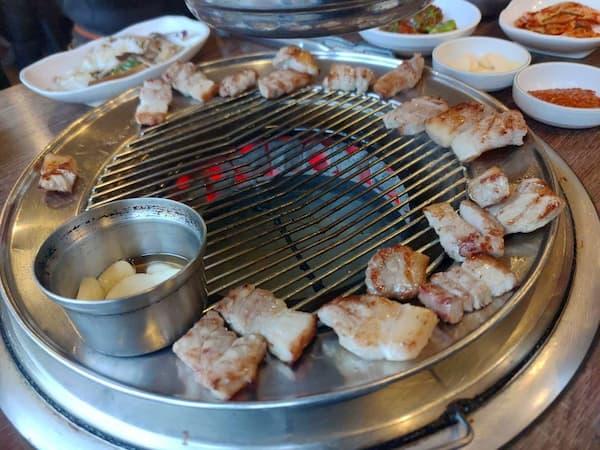 ソウル焼き肉屋
