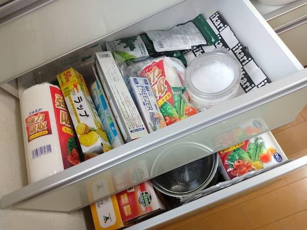 キッチンの必要な物